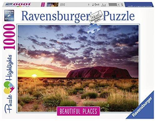 Ravensburger-Erwachsenenpuzzle-15155-Ayers-Rock-in-Australien-Puzzle