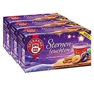 Teekanne-Sternenleuchten-3er-Pack