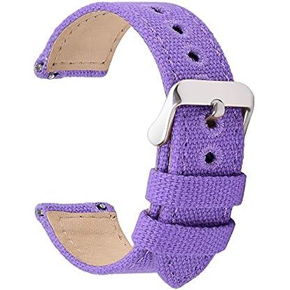 Fullmosa-Uhrenarmband-in-8-Farben-Stoff-Leinen-mit-Mattleder-Uhrenarmband-Uhr-Ersatzband-mit-Schnellverschluss-14mm-16mm-18mm-20mm-22mm-24mm-fr-MannDamen