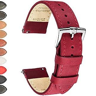 BE-Schnellverschlu-Uhrenarmbnder-Lite-Vintage-Leder-Armband-Ersatband-fr-Herren-Damen-Watch-Bands-Strap-fr-traditionelle-intelligente-Uhren-Breite-16mm-18mm-20mm-22mm-24mm-Erhltlich