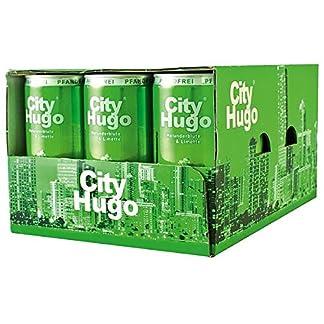 60-Dosen-City-City-Hugo-69-Vol-Holunderblte-Limette-a-200ml