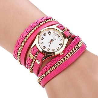 Doitsa-Damen-Geflochten-Armbanduhr-aus-Leder-Jugendliche-Maedchen-Armreif-Uhr-11-verschiedene-Farben