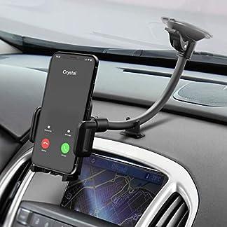 Mpow-Handyhalter-frs-Auto-KFZ-Smartphone-HalterungWindschutzscheiben-Handyhalterung-AutoVerbesserte-Handy-Halter-fr-Auto-fr-iPhoneXSXRXS-Max88P765Galaxy987S9S8S7Note9GoogleHTCLG