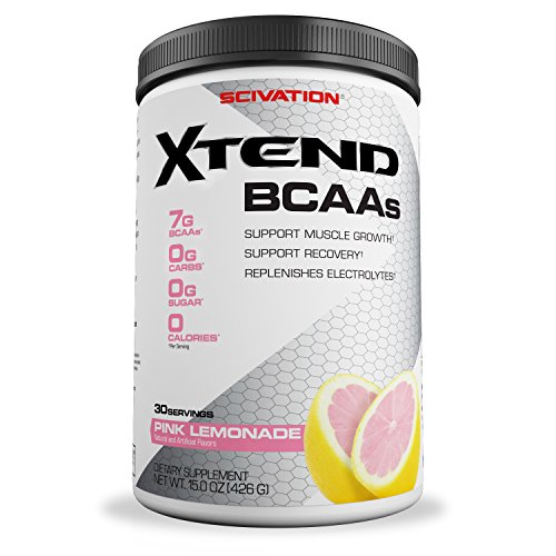 Scivation Xtend BCAA (30 servings) Pink Lemonade, 375 g
