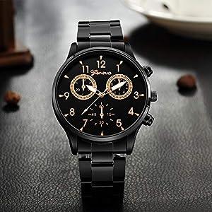 Armbanduhr-Men-Liusdh-Uhren-Genfer-satiniertes-Edelstahlband-mit-einzelner-Kalenderuhr-goldene-runde-Luxus-BusinessuhrDEinheitsgre