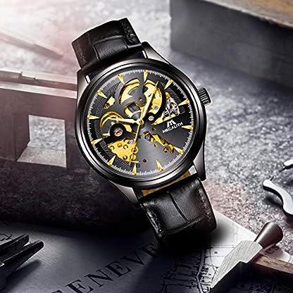 Herren-Automatikuhr-Mnner-Mechanische-Automatik-Schwarz-Militr-Wasserdicht-Skelett-Designer-Leder-Leuchtende-Armbanduhren-Mann-Luxus-Gold-Steampunk-Klassisch-Analog-Tourbillon-Uhr