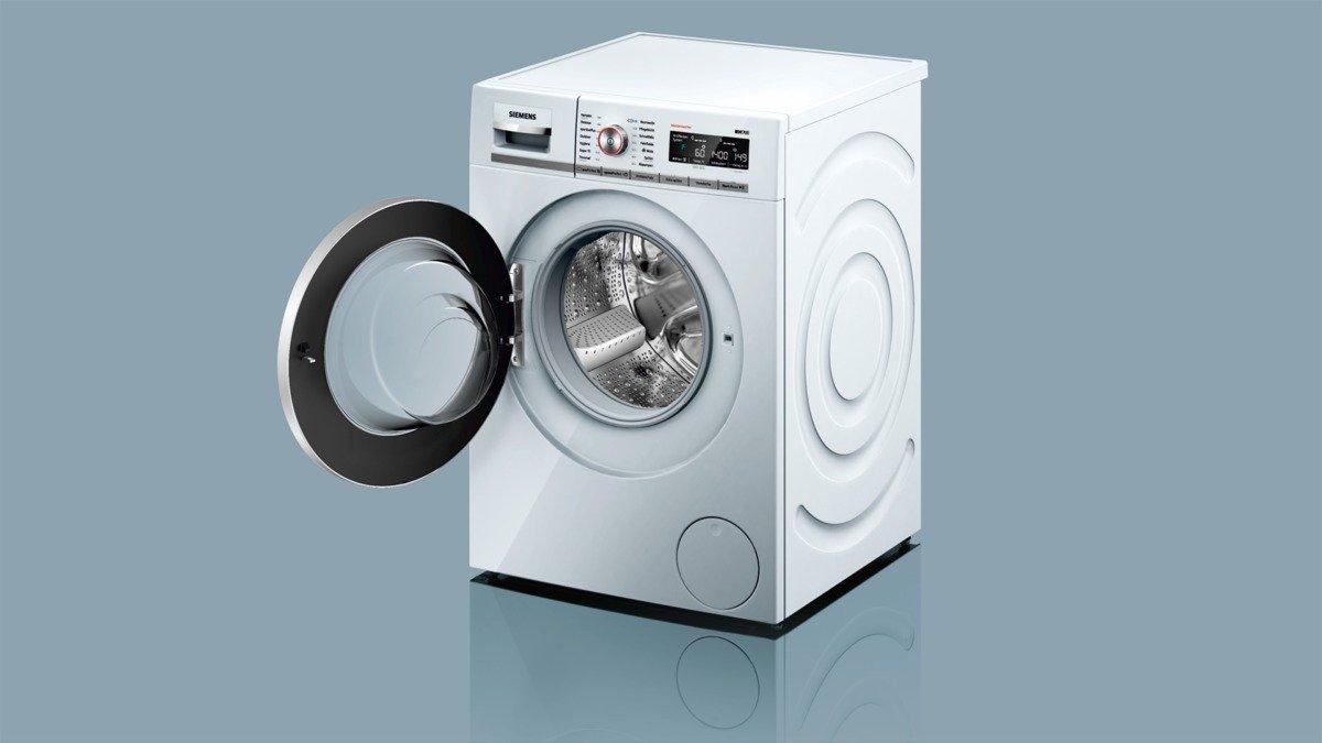 Siemens-iQ700-WM14W5FCB-Waschmaschine-900-kg-A-152-kWh-1400-Umin-FC-Bayern-Meisterwascher-Nachlegefunktion-aquaStop-mit-lebenslanger-Garantie