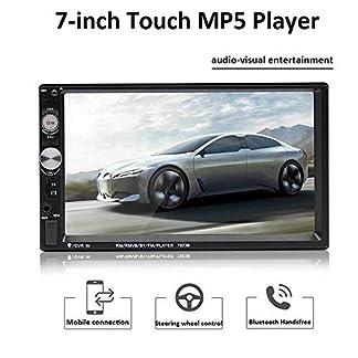 Roblue-7-2DIN-HD-Bluetooth-Touchscreen-Auto-Stereo-FM-Radio-MP5-Spieler