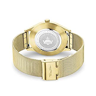 Thomas-Sabo-Unisex-Uhr-Edelstahl-CODE-TS-gelbgold-WA0340-264-202-40-mm