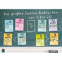 Die-groen-Zahlen-Bildkarten-von-0-bis-20-fr-den-Anfangsunterricht