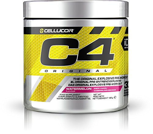 Cellucor C4 Original (30 Portionen) Watermelon, 195 g