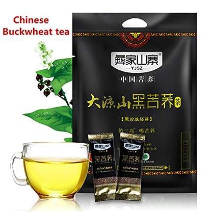Schwarzer-Buchweizen-Tee-Schwarzer-Tartary-Buchweizen-Plantule-Voller-chinesischer-Tee-1000g-22LB-Krutertee-duftender-Tee-Blumentee-Botanischer-TeeKrutertee-Grner-Tee-Blumen-tee