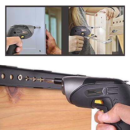 Akkuschrauber-TECCPO-4Nm-Akkuschrauber-36V-Wiederaufladbarere-20Ah-Akku-10-Bits-Schrauben-65mm-2-x-LED-Arbeitsleuchte-inkl-USB-Ladekabel-TDSC02P