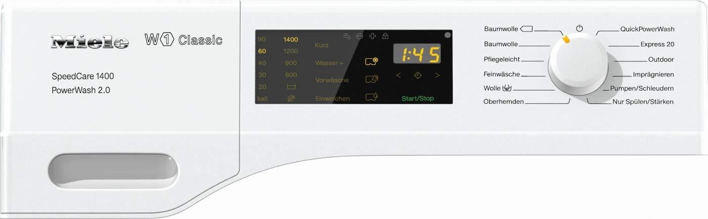 Miele-WDB-330-WPS-SpeedCare-Frontlader-Waschmaschine-mit-7-kg-Schontrommel-fr-schonendes-Waschen-Miele-Waschmaschine-fr-spezielle-Anwendungen-wei