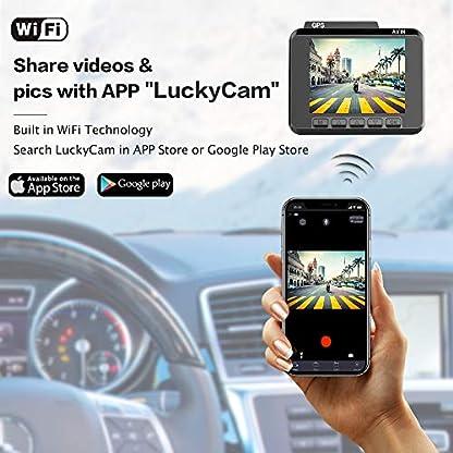 AZDOME-Autokamera-mit-4K-Auflsung-WiFi-Dashcam-mit-GPS-170-Weitwinkelobjektiv-Nachtsicht-Loop-Aufnahme-G-Sensor-Parkmonitor-und-Bewegungserkennung
