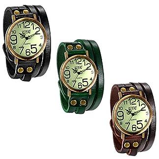 JewelryWe-Herren-Damen-Armbanduhr-Leder-Armband-Wickelarmband-Casual-Retro-Analog-Quarz-Uhr-Vintage-grnes-Digital-Zifferblatt-3-Farben