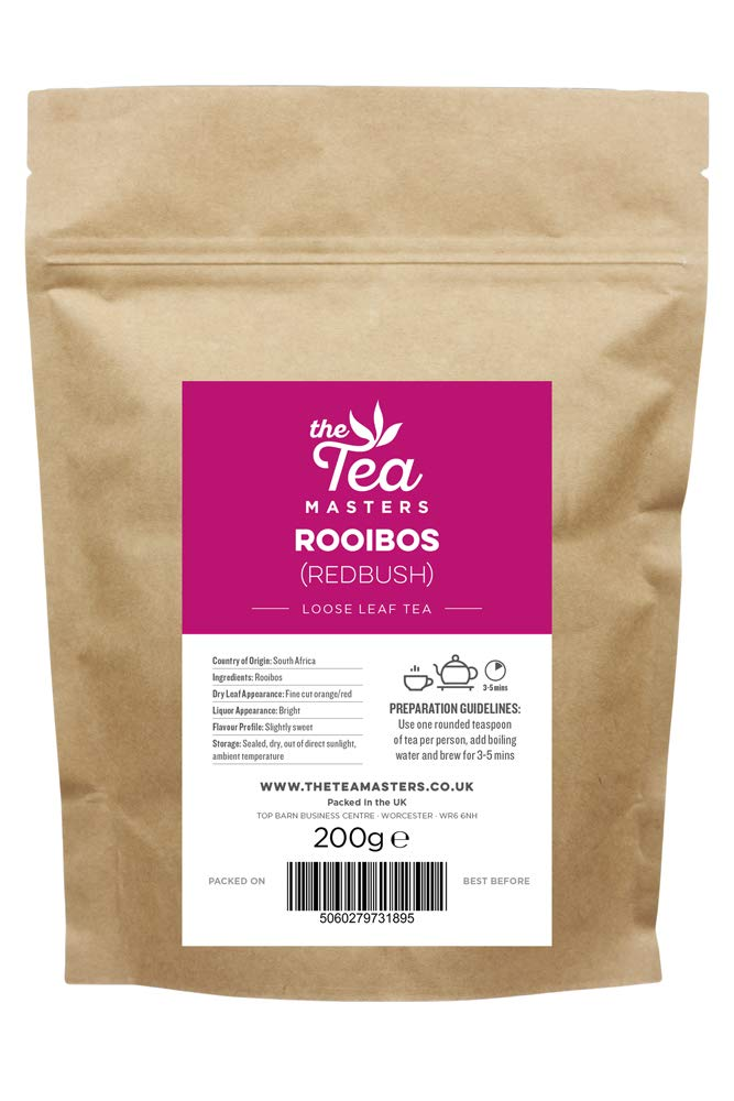 The-Tea-Masters-Lose-Bltter-Rooibos-Rotbuschtee-Tee-200g