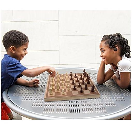 Schachspiel-Holz-Einklappbar-Schachbrett-Pdagogische-Speil-Schachspiel-mit-Aufbewahrungsbeutel-fr-Kinder-und-Erwachsene