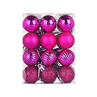 Battnot-Weihnachtskugeln-100-teilig-24-teilig-3060mm-Christbaumkugeln-Set-Weihnachtsbaumschmuck-Christbaumschmuck-Weihnachtsbaum-Kugel-Dekoration-hngende-Hausparty-Christmas-Xmas