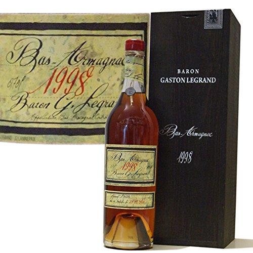 Baron-Legrand-bas-Armagnac-Jahrgang-1998-20-Jahre-gelagert