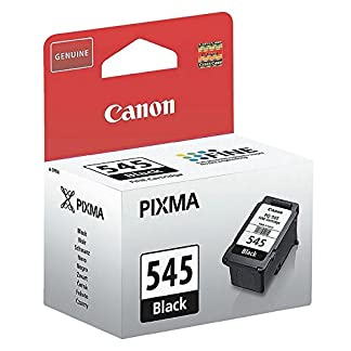 Original-Tinte-Canon-PG-545BK-8287B001-1-Tinten-Patrone-Schwarz-180-Seiten-8-ml