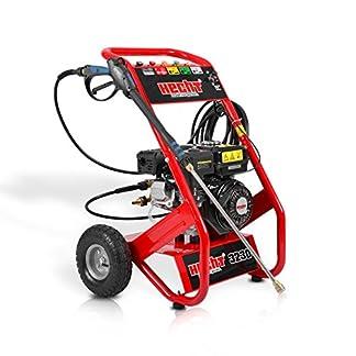 HECHT-3230-Benzin-Hochdruckreiniger-206-bar