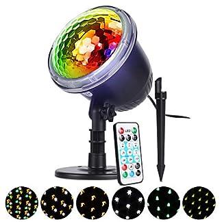 LED-Projektor-Weihnachtsbeleuchtung-ALED-LIGHT-4-Muster-Projektor-Lampe-Wasserdicht-Projektionslampe-Auen-Schneeflocke-Lichtprojektor-mit-Fernbedienung-fr-Weihnachtsbaum-Party-Innen-und-Auen-Decor