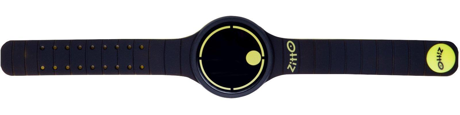 Zitto-Armbanduhr-Move-Modell-Oxide-Black
