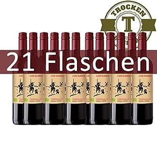 Rotwein-Spanien-Juan-Guarda-Tempranillo-BIO-trocken-21x-075l
