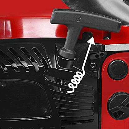 Matrix-Benzin-Kettensge-MCS-46-45-Motorsge-mit-Ersatzkette