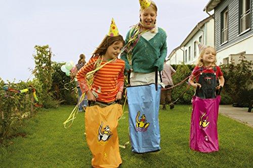 HUDORA-Kinderparty-Set-25-teilig-Sackhpfen-Scke-Eierlauf-uvm-76353