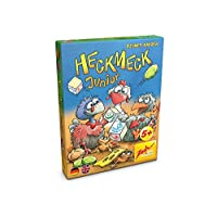 Noris-Spiele-601105088-Heckmeck-Junior-Wrfelspiel
