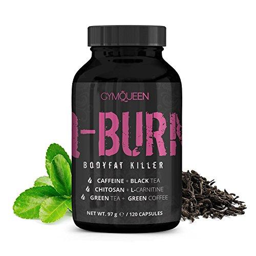 Fat Burner Kur für 30 Tage ♥ Fatburner extrem in Kapseln ♥ Sehr gut zum Abnehmen für Frauen geeignet ♥ Q-Burn von GymQueen ♥ So geht es richtig – schnell und effektiv