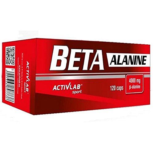 Activlab Beta Alanine, 120 Kapseln