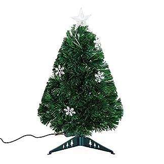 Homcom-Weihnachtsbaum-Christbaum-Tannenbaum-Baum-mit-Stnder-PVC-und-Metall-grn