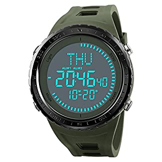 Neuer-Kompass-Herren-Armbanduhr-Digitale-Sport-Armbanduhr-mit-groem-Zifferblatt-mit-LED-Armee-Armbanduhr-Wasserdicht-tofest-Armee-Grn-Armbanduhr