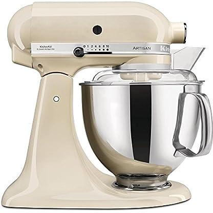 KitchenAid-Kchenmaschine-Artisan-48L-Creme