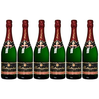 Rotkppchen-Sekt-Flaschengrung-Sptburgunder-Ros-trocken-6-x-075l-Premiumsekt-deutscher-Weine–fr-besondere-MomenteWeihnachten-Geburtstage-zum-Anstoen-als-Mitbringsel
