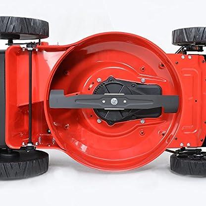 HECHT-Elektro-Rasenmher-1845-Elektro-Mher-E-Grasmher-1800-Watt-46-cm-Schnittbreite-7-fache-Schnitthhenverstellung-30-75-mm-60-L-Fangkorbvolumen