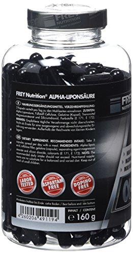 Frey Nutrition Alpha-Liponsäure, 1er Pack (1 x 160 g)