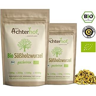 Sholzwurzel-Tee-BIO-250g-Sholzwurzeltee-Sholz-Wurzel-getrocknet-geschnitten-enthlt-Lakritz