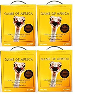 4-x-GAME-OF-AFRICA-SEMILLON-CHARDONNAY-Bag-in-Box-3l-13-Incl-Goodie-von-Flensburger-Handel