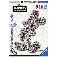 Ravensburger-Erwachsenenpuzzle-16099-Shaped-Mickey-Puzzle
