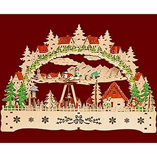 yanka-style-LED-Schwibbogen-Lichterbogen-Leuchter-Haus-und-Pyramide-mit-17-LEDs-innenbeleuchtet-Naturfarbig-aus-Holz-ca-45-cm-breit-Batteriebetrieb-Weihnachten-Advent-Geschenk-Dekoration-84371