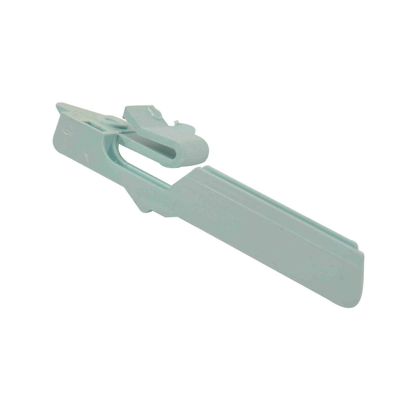 Find-A-Ersatz-Schubladenriegel-hellblau-Prime-fr-Hotpoint-WD420P-WD420G-WD640G-Waschmaschine