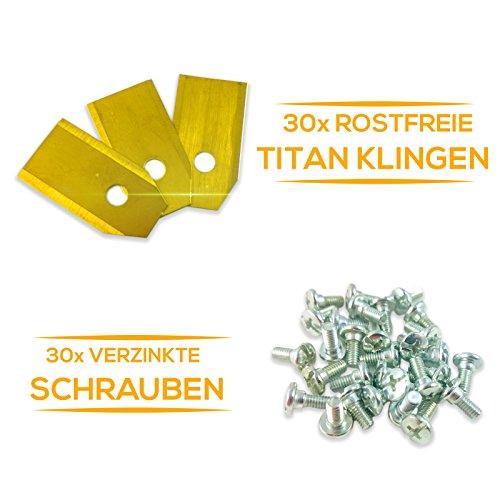 30x-Rostfreie-PREMIUM-Titan-Messer-Klingen-Passend-fr-alle-Husqvarna-Automower-Gardena-Mhroboter-75mm-DICK-30-Schrauben-Ersatzmesser-Passend-fr-105-310-315-320-420-430x-r40i