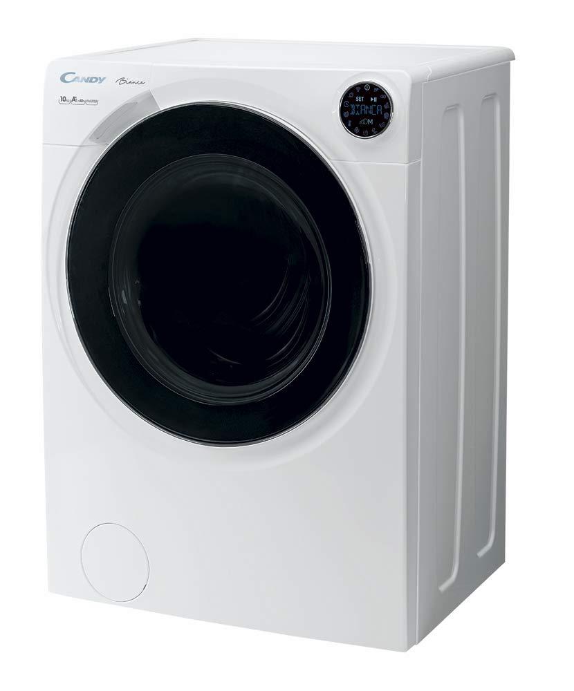 Candy-BWM-1610PH71-S-Waschmaschine-Frontlader-freistehend-10-kg-1600-Umin-A-40-Transchlag-rechts-ChromAnthrazit