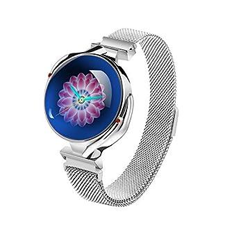 ZNSBH-Smartwatch-Bluetooth-Smartwatch-Wasserdicht-Fitness-Tracker-Sportuhr-Armband-Pulsuhren-Schrittzhler-Herren-Damen-Smartwatch-Kompatibel-fr-IOS-Android