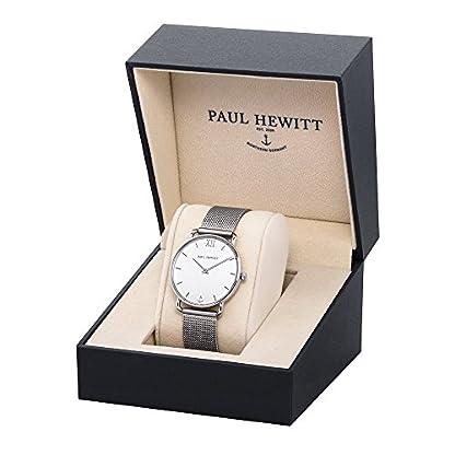 Paul-Hewitt-Damen-Analog-Quarz-Uhr-mit-Edelstahl-Armband-PH-M-S-W-4S