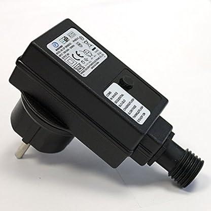 Multistore-2002-Cluster-Lichterkette-mit-576-LEDs-warmwei-65m-lang-8-LeuchteffekteInnen-Auen